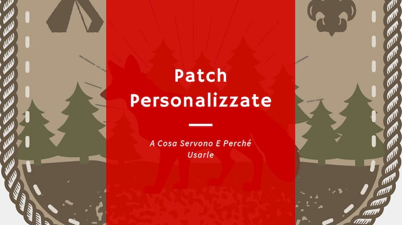 Patch personalizzate